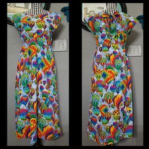 Gorgeous VTG Air Ballon Dress